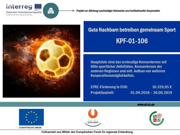 Interreg Projekt