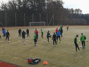 Trainingslager 2019