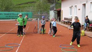 Tenniskurs Kids 18.5.2018