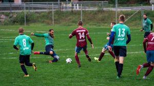 26.9.2020 Spiel gg. SPG Pierbach/Rechberg